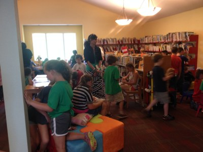 Kids Corner 8