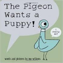 Pigeon Puppy