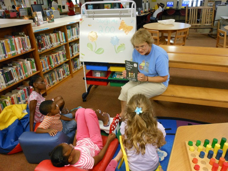 Mrs.Anns Reading Time